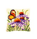 Latch Hook Kit - Cushion - Butterfly