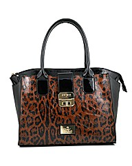 San Antonio Leopard bag