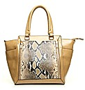 Moda in Pelle Lanabag Handbags