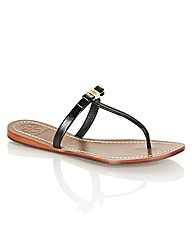 Tory Burch Leighanne Toe Post