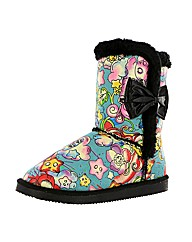 Iron Fist  Over The Rainbow Fugly Boot