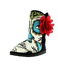 Iron Fist Lady Killer Fugly Boot