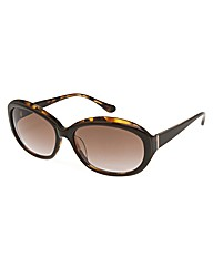 Fiorelli soft oval sunglass
