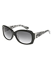 Fiorelli rectangular sunglass
