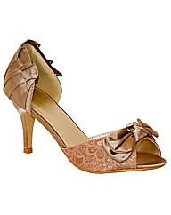 VT Collection Lace Evening Shoe