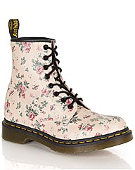Dr Martins Floral Boot