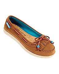 Ladies Lily Caramel Shoe