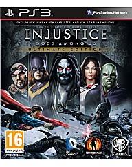 Injustice: Gods Among Us Ultimate Editio