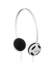 Thomson HED1112W/BK Stereo Headphones