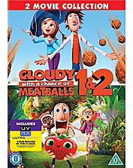 Cloudy With A Chance Of Meatballs 1  2