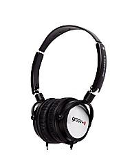 Groov-e Lightweight DJ Style Headphones