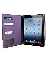 "10"" Genuine Leather iPad Case"