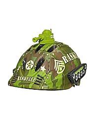 Raskullz Tank Transportz Bike Helmet