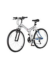 Challenge Folding 26 Inch Bike - Unisex