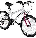 Huffy 20 Inch Rigid Bike - Girls