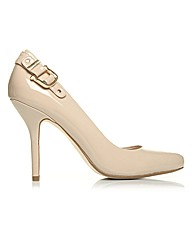 Moda in Pelle Demure Ladies Shoes