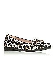 Moda in Pelle Frappe Ladies Shoes