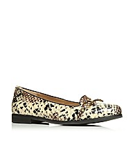 Moda in Pelle Frappe Ladies Shoes