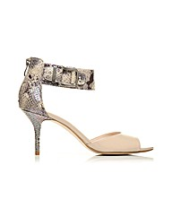 Moda in Pelle Lacie Ladies Sandals