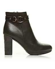 Moda in Pelle Leonia Short Boots