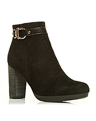Moda in Pelle Leonia Short Boots