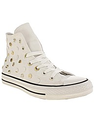Converse All Star Painted Hardware Hi