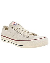 Converse All Star Sparkle Lurex Ox
