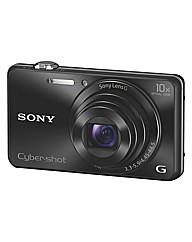 Sony DSC-WX220 Camera Black 18.2MP