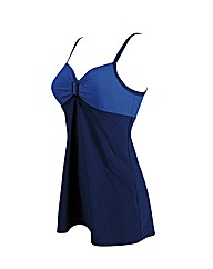 Zoggs Ocean Bloom Swdress Swimsuit