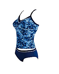Zoggs Ocean Bloom Tankini Swimsuit