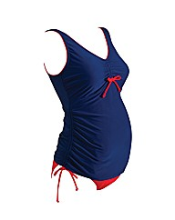 Mallacoota Maternity Swimdress Swimsuit