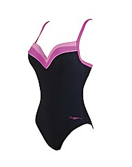 Zoggs Tarcoola Boost Crossback swimsuit