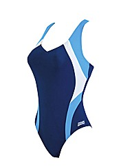 Zoggs Newport Technoback swimsuit