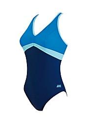 Zoggs Aqua Chic Crossback swimsuit