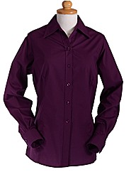 Double TWO Woman Plain Blouse