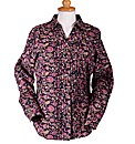 Double TWO Woman Floral Blouse