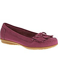Hush Puppies Ceil Mocc Kl Shoe