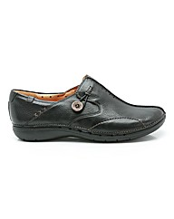 Clarks Womens Un Loop Wide Fit