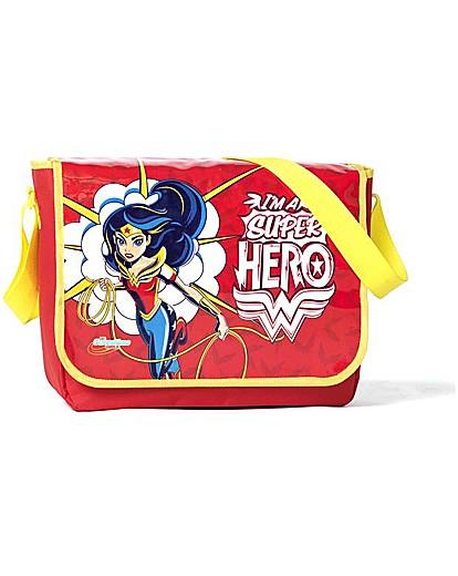 Image of DC Superhero Messenger Bag.