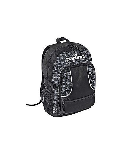 Image of Carbrini Geo Backpack - Black.