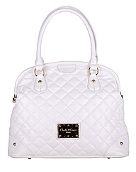 Claudia Canova Larger Quilted Twin Strap