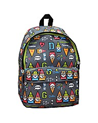 David & Goliath Gnomies Backpack