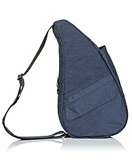 Healthy Back Bag Textured Nylon Medium