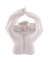 Cherubs Sleeping in Cupped Hands