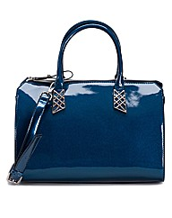 Jane Shilton Kingfisher East-West Tote