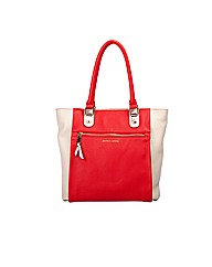 Smith & Canova Large Twin Strap Tote