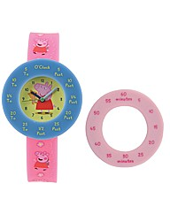 Peppa Pig Time Teacher QA Watch