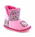 Hello Kitty Dragon Bootie Slipper