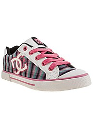 Dc Shoes Chelsea Plaid
