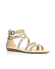 Moda in Pelle Novella Ladies Sandals